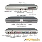 Dell Latitude D610 Laptop (Refurbished)