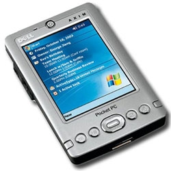 Dell Axim X30 Pocket PC Handheld