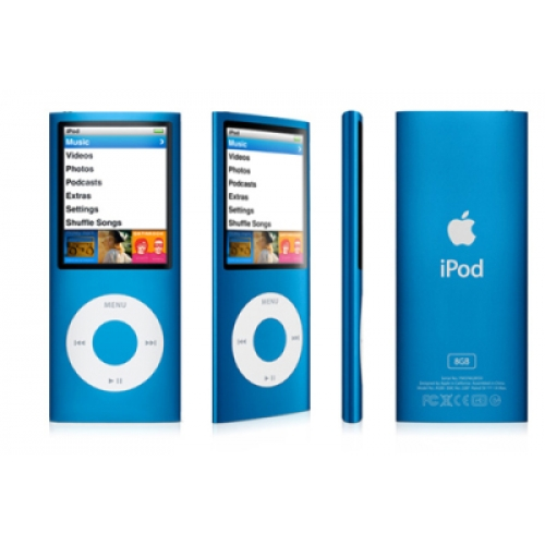 apple ipod nano 4th generation 8gb mb754ll a. Black Bedroom Furniture Sets. Home Design Ideas