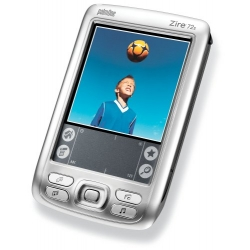 Palm Zire 72 Special Edition Handheld PDA P80722US-SE (New)